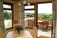 Hill Farm Lodge, family holidays on the Isle of Wight - Isle of Wight Self Catering Cottage Holidays