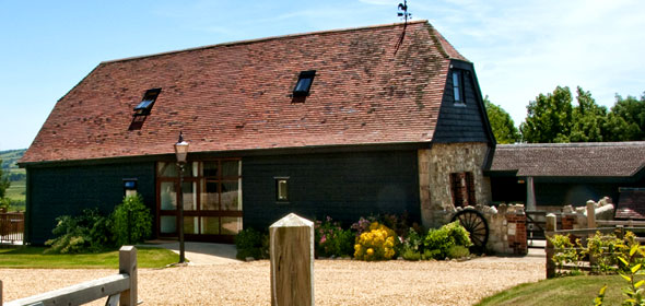 Hill Farm Barn, Self Catering Accommodation on the Isle of Wight