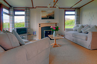 Hill Farm Lodge, Self Catering holidays on the Isle of Wight - Isle of Wight Cottage Holiday